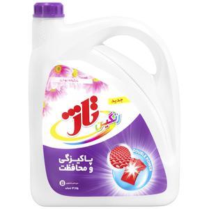 مایع لباسشویی رنگی تاژ مقدار 3.75 کیلوگرم