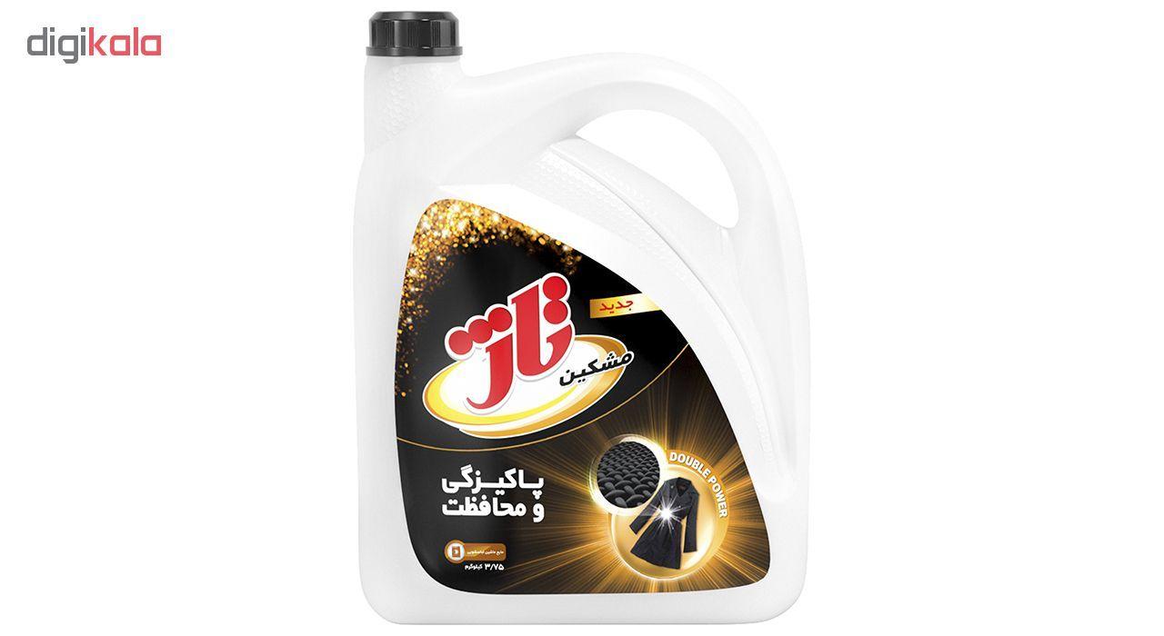 مایع لباسشویی مشکین تاژ مقدار 3750 گرم main 1 1
