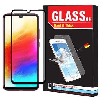 محافظ صفحه نمایش hard and thick مدل F-001 مناسب برای گوشی موبایل شیائومی Mi note7