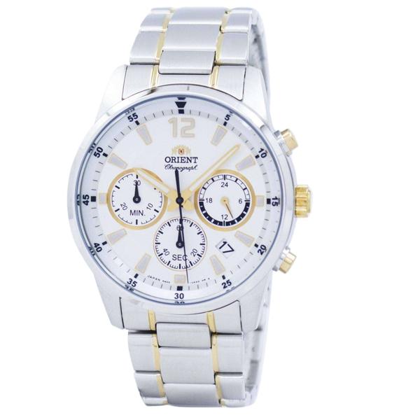 کد تخفیف                                      ساعت مچی عقربه ای مردانه اورینت کد RA-KV0003S00C