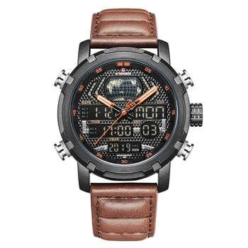 ساعت مچی عقربه ای مردانه نیوی فورس مدل NF9160M