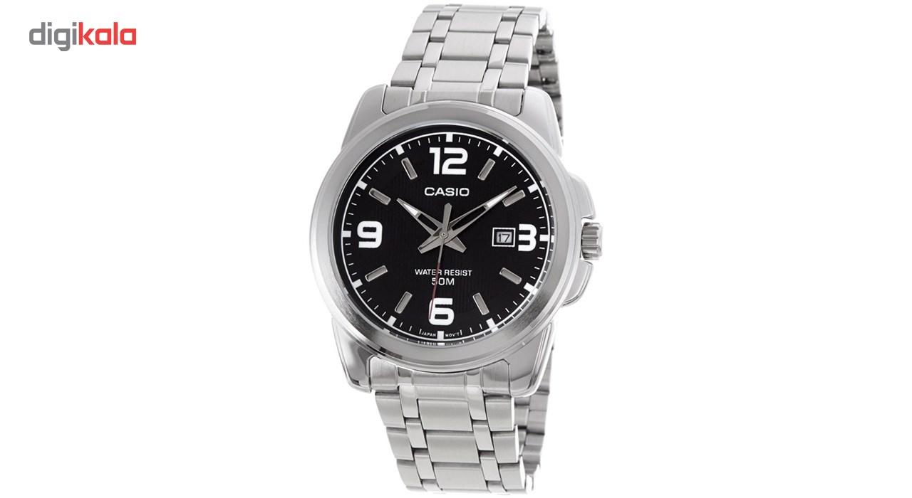 خرید ساعت مچی عقربه ای مردانه کاسیو مدل MTP-1314D-1AVDF | ساعت مچی