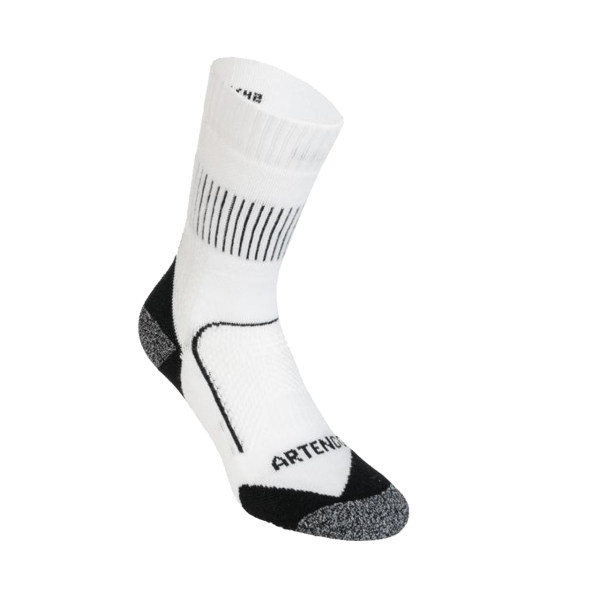 جوراب مردانه دکتلون مدل آرتنگو کد RS900 رنگ سفید