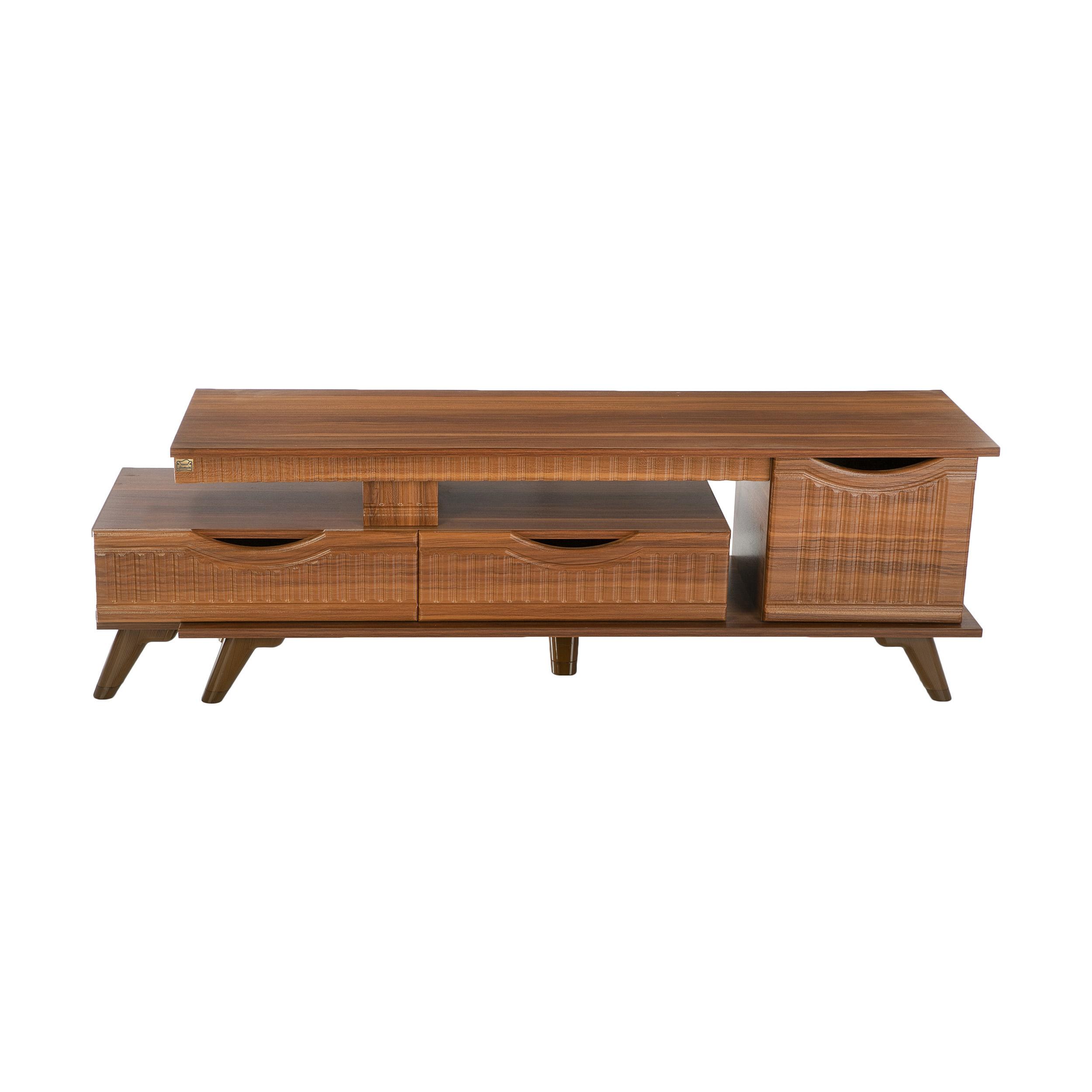 میز تلویزیون شبستان مدل HG1107