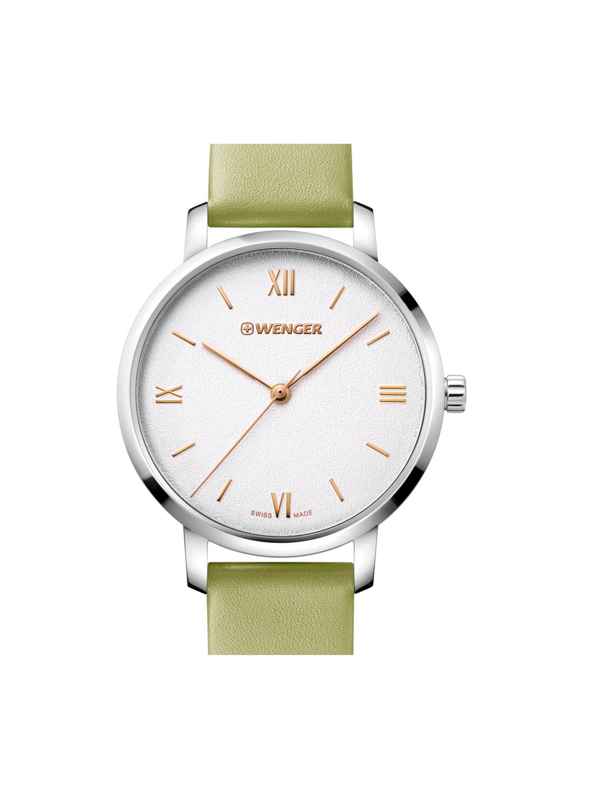 ساعت مچی عقربه ای زنانه ونگر مدل 01.1731.103