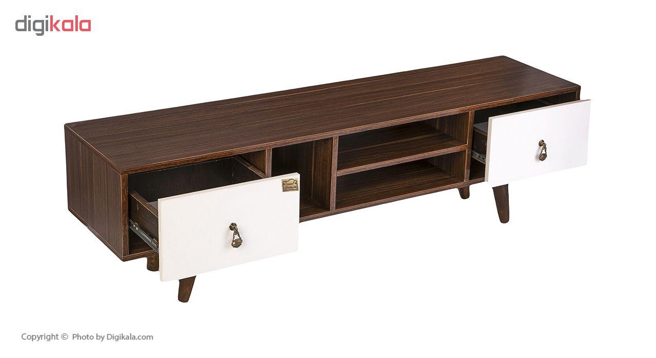 میز تلویزیون شبستان مدل HG1110