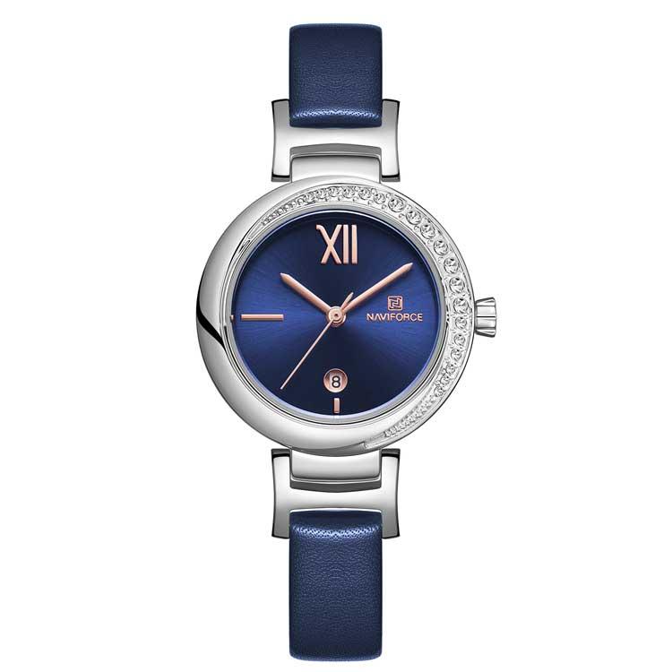 ساعت مچی عقربه ای زنانه نیوی فورس کد NF5007              خرید (⭐️⭐️⭐️)