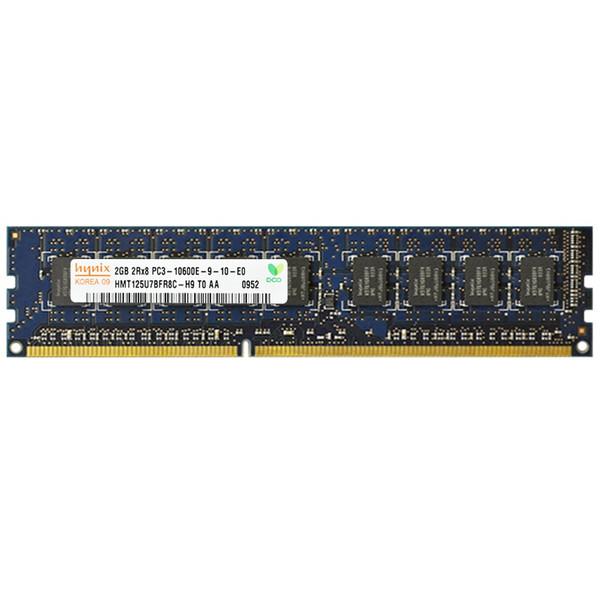 رم سرور DDR3 تک کاناله 1333 مگاهرتز CL9 هاینیکس مدل HMT125U7BFR8C-H9 TO AA ظرفیت 2 گیگابایت
