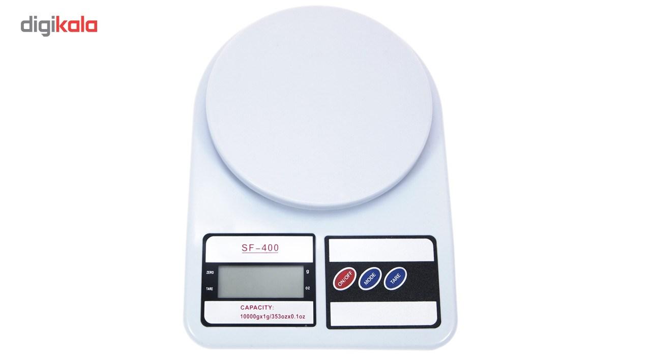 ترازو آشپزخانه الکترونیک مدل SF-400 ظرفیت 10 کیلوگرم main 1 1