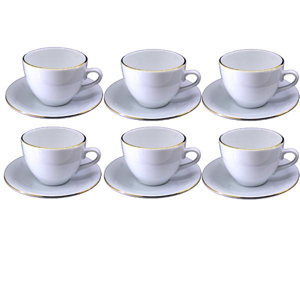 سرویس چای خوری 12 پارچه مقصود مدل CA12