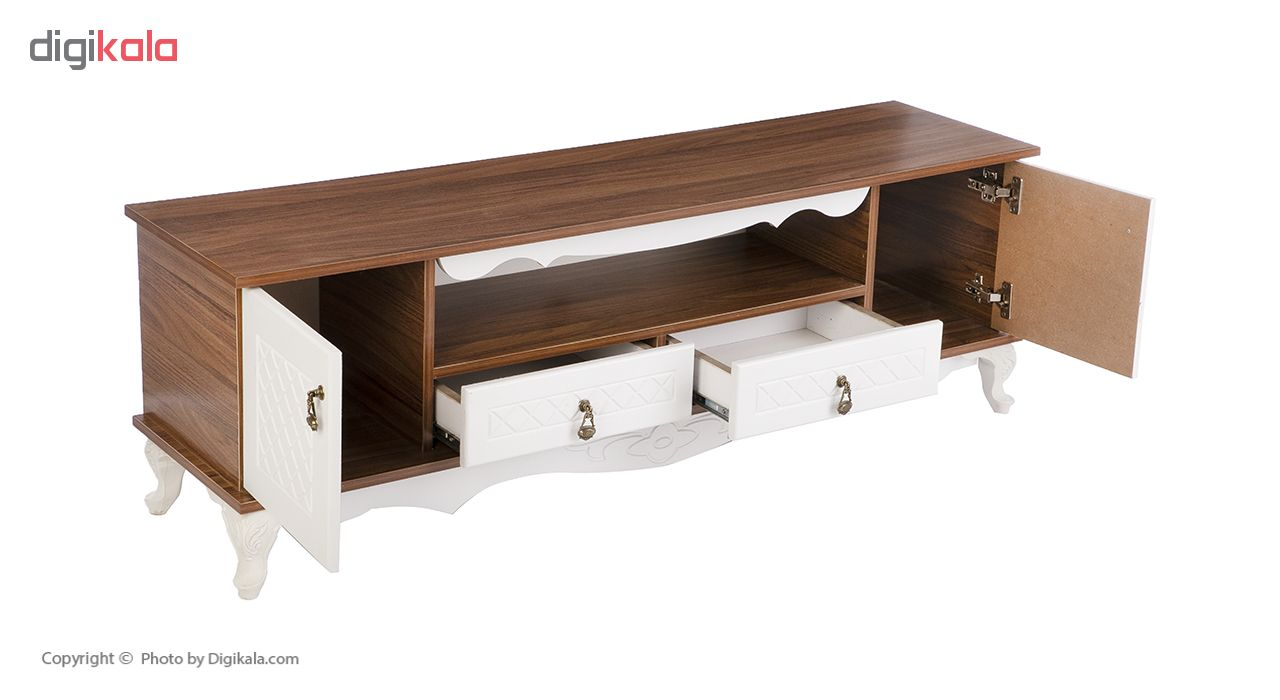 میز تلویزیون شبستان مدل HG11