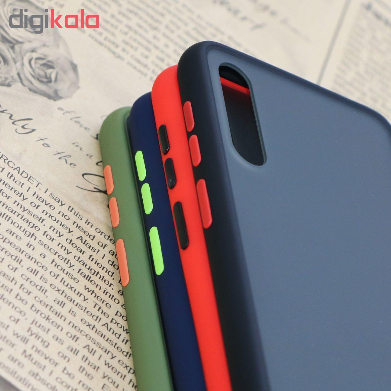 کاور مدل Sb-001 مناسب برای گوشی موبایل سامسونگ Galaxy A50/A30s/A50s به همراه محافظ صفحه نمایش Hard and Thick main 1 3