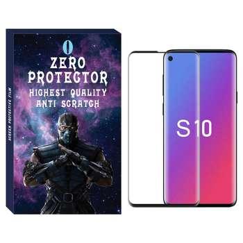 محافظ صفحه نمایش زیرو مدل FUZ-01 مناسب برای گوشی موبایل سامسونگ Galaxy S10