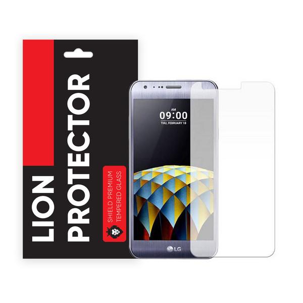 محافظ صفحه نمایش شیلد مدل Lion SG مناسب برای گوشی موبایل ال جی X Cam