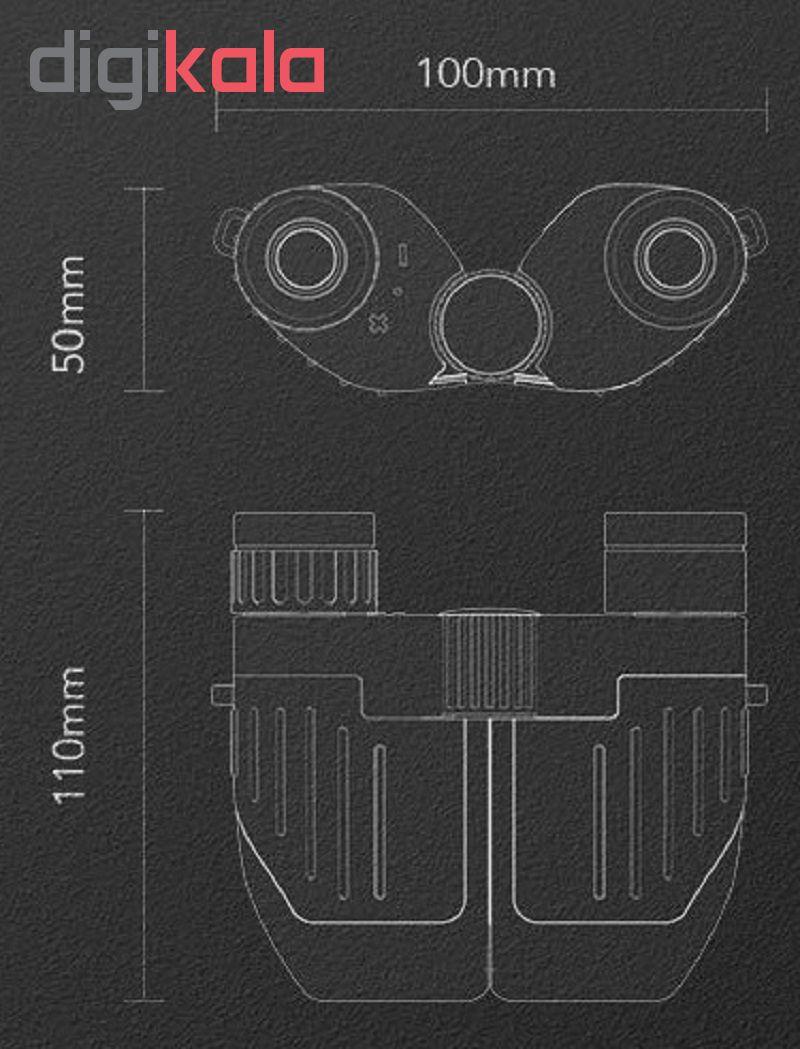 دوربین دوچشمی یوزوگود مدل 10X25