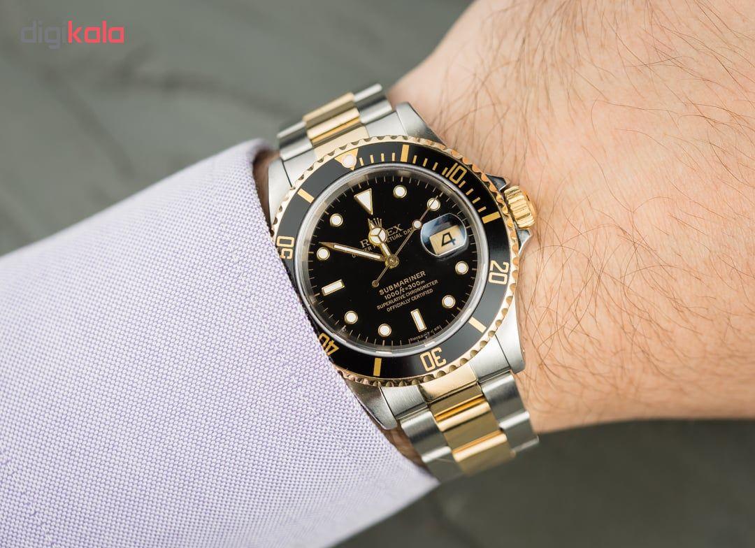 ساعت مچی عقربه ای مردانه مدل Sub کد Tg001                     غیر اصل