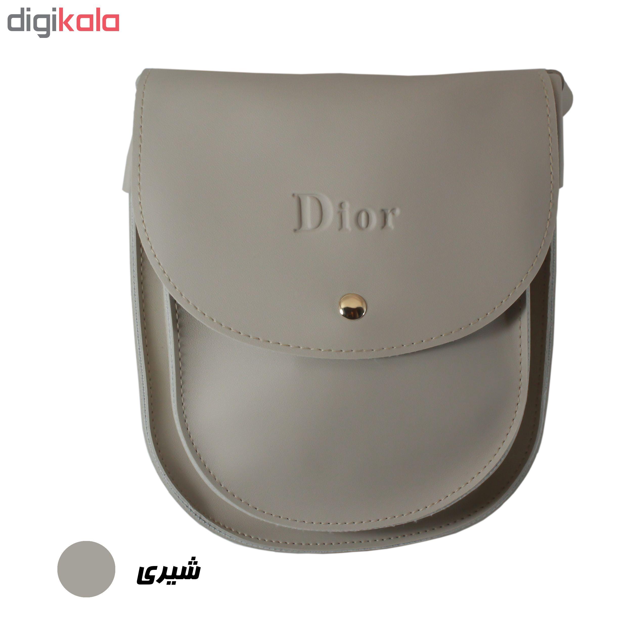 کیف دوشی زنانه مدل وندا