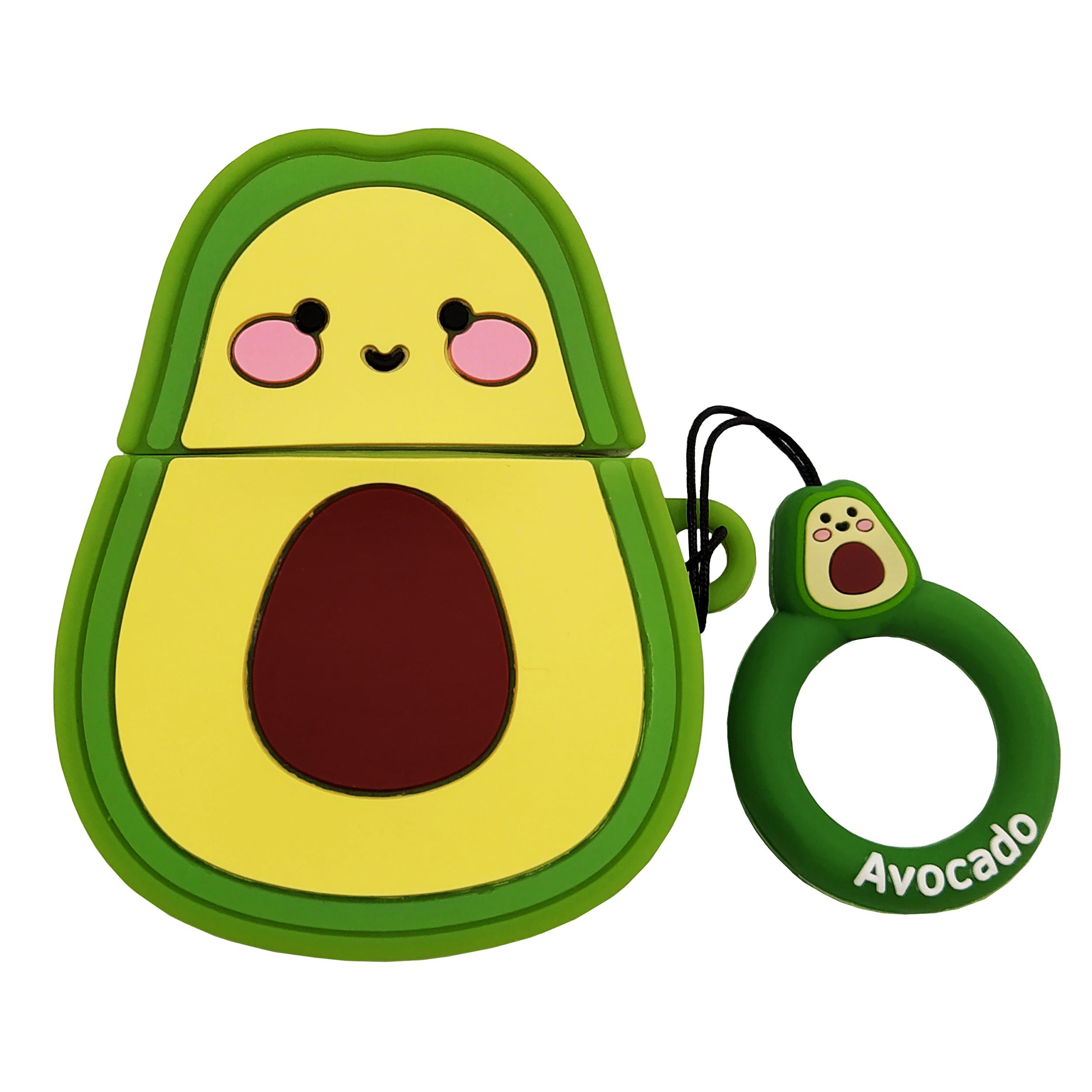 کاور طرح Avocado کد 001 مناسب برای کیس اپل ایرپاد