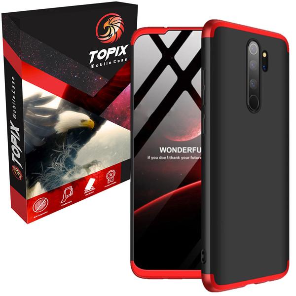 کاور 360 درجه تاپیکس مدل HK-100 مناسب برای گوشی موبایل شیائومی Redmi Note 8 Pro