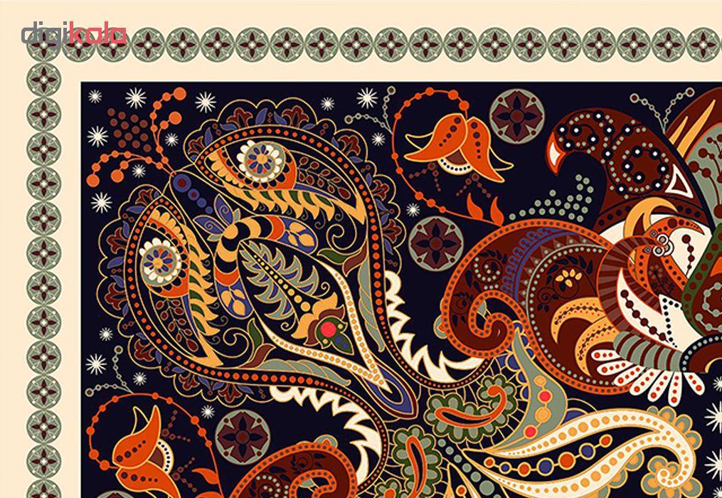 رومیزی طرح اسلیمی کد 9957