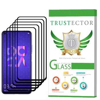 محافظ صفحه نمایش تراستکتور مدل GSS مناسب برای گوشی موبایل هوآوی nova 5T بسته 5 عددی