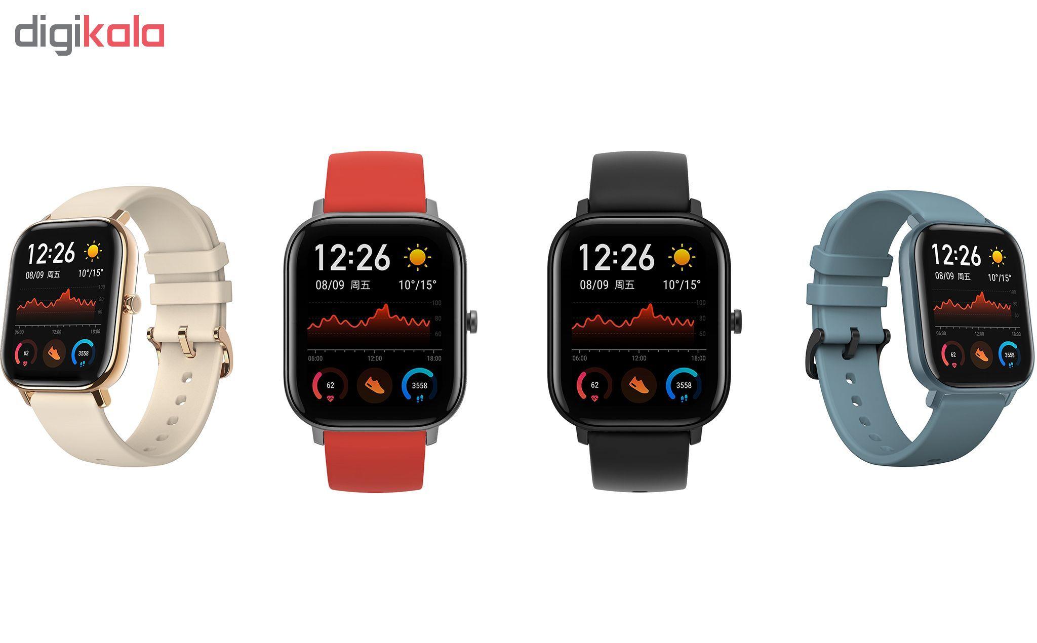 ساعت هوشمند امیزفیت مدل GTS main 1 2