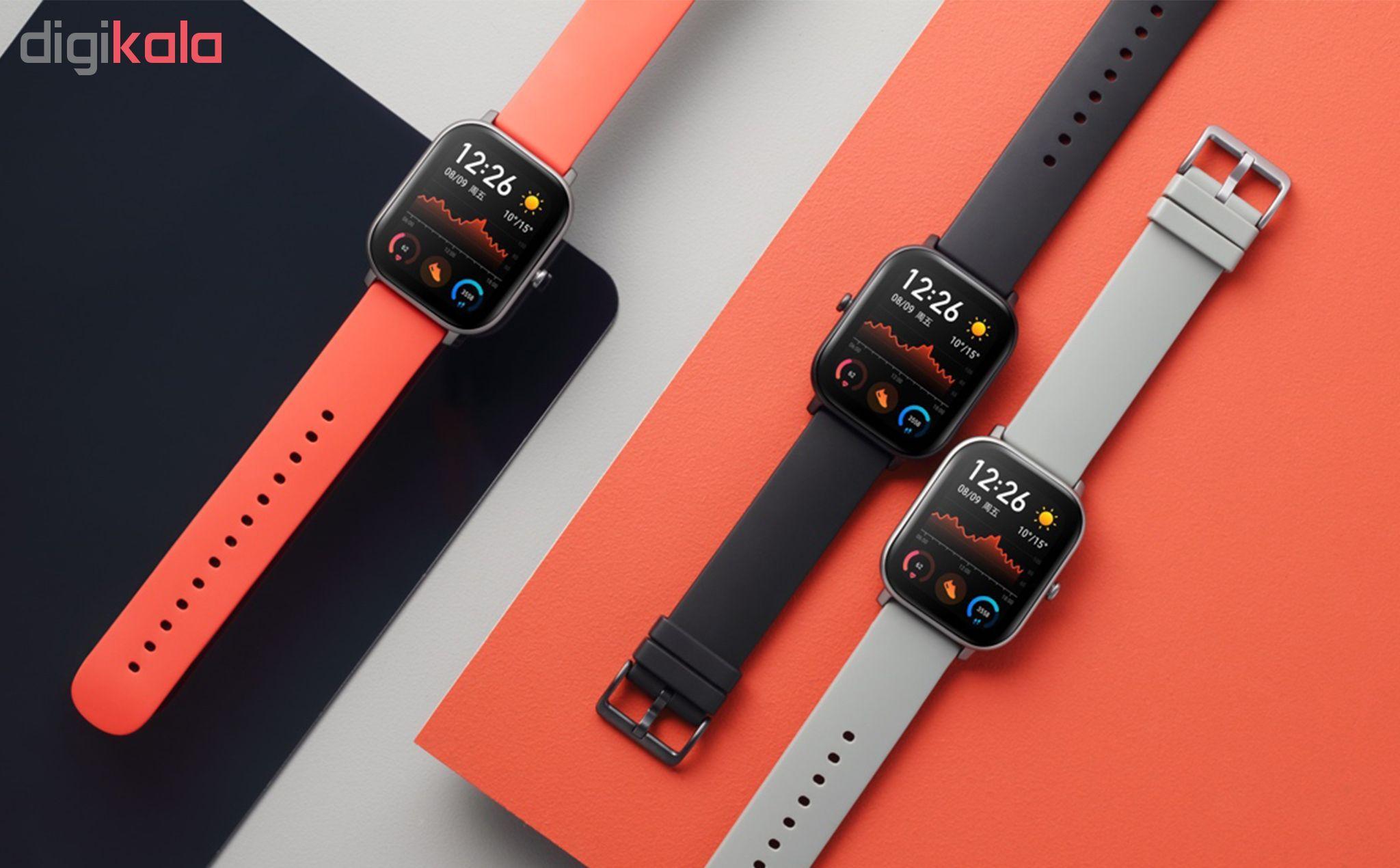 ساعت هوشمند امیزفیت مدل GTS main 1 3