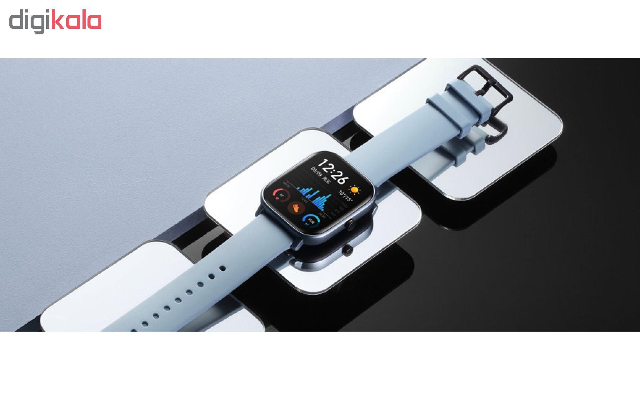 ساعت هوشمند امیزفیت مدل GTS main 1 4