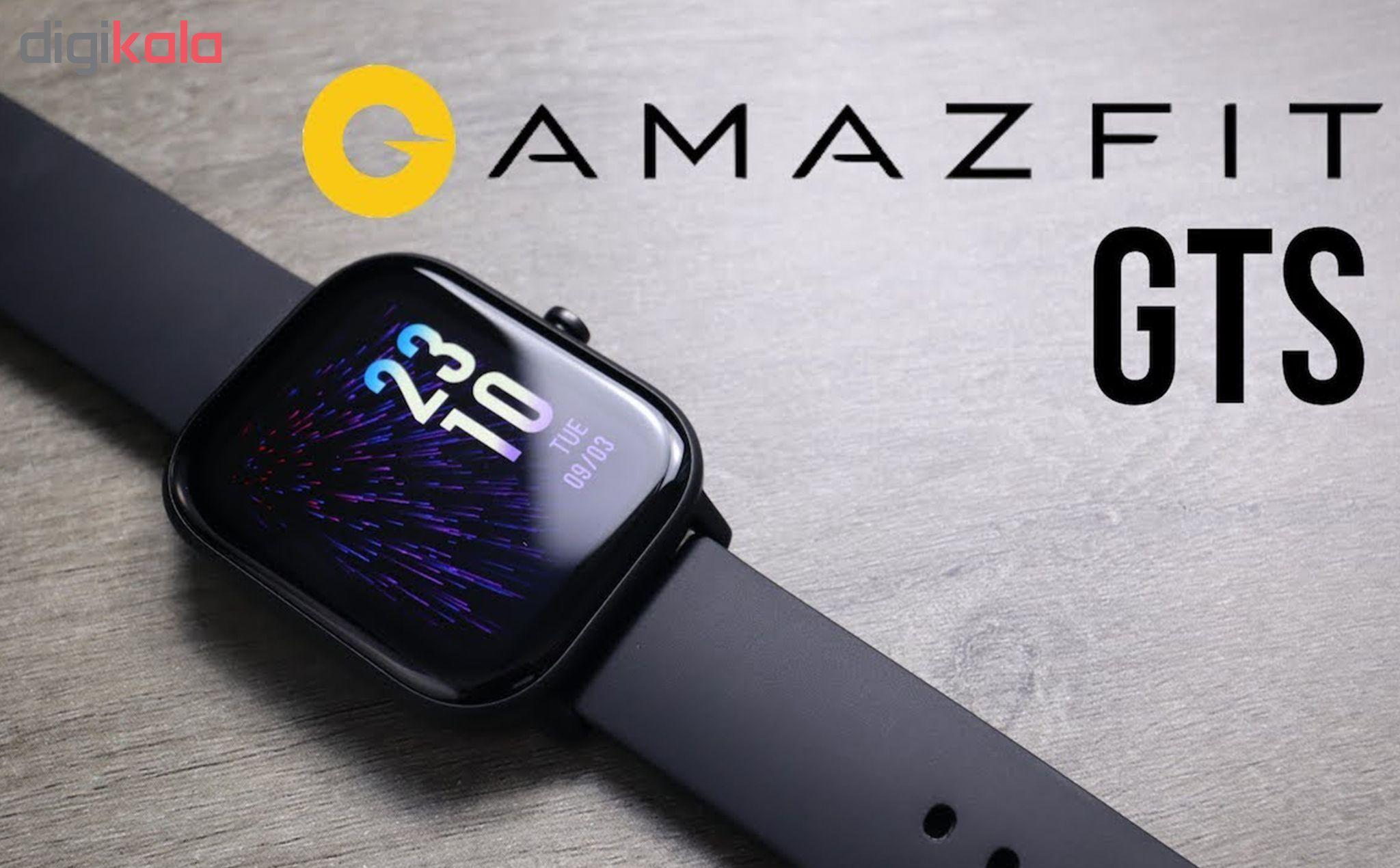 ساعت هوشمند امیزفیت مدل GTS main 1 5