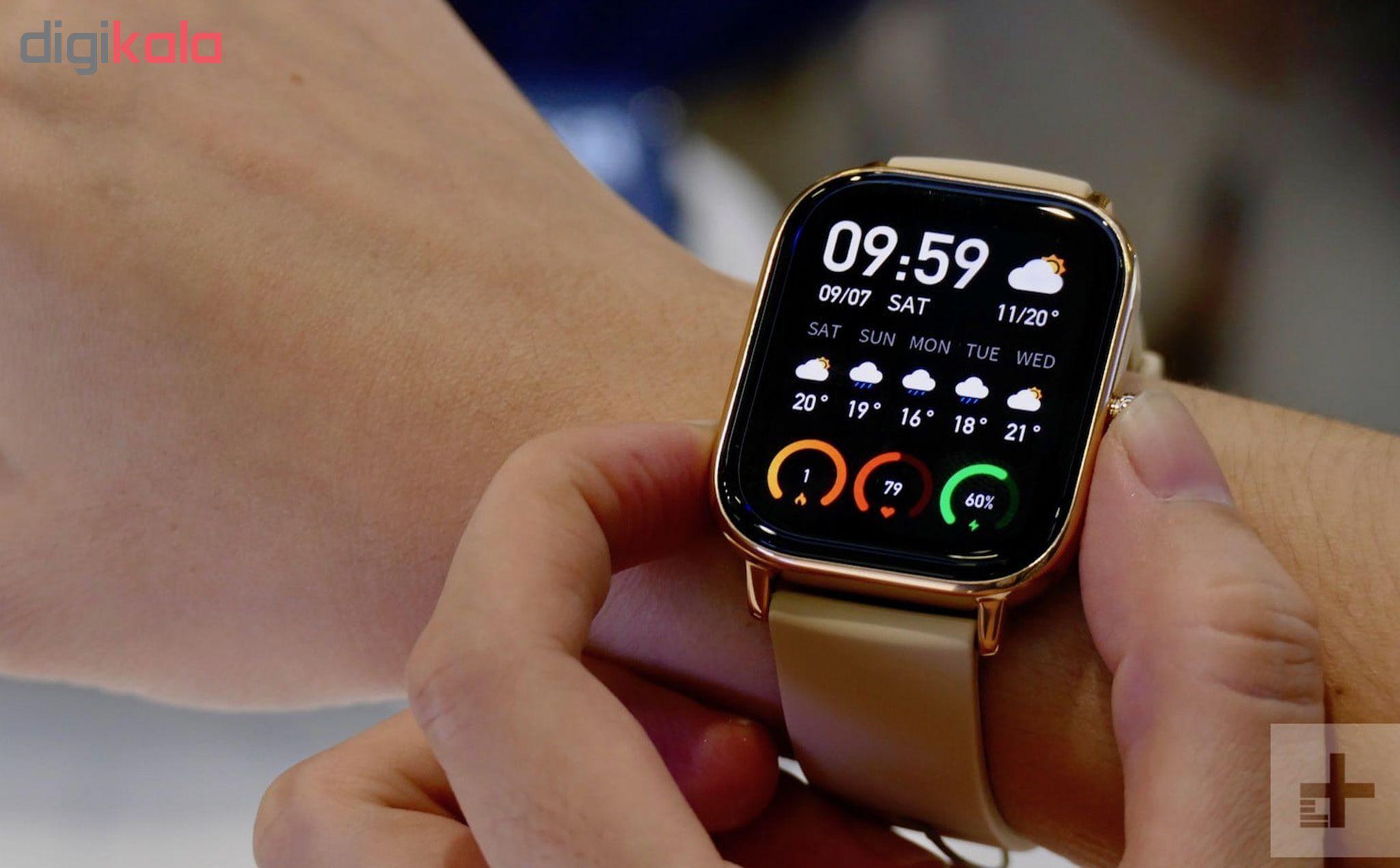 ساعت هوشمند امیزفیت مدل GTS main 1 6