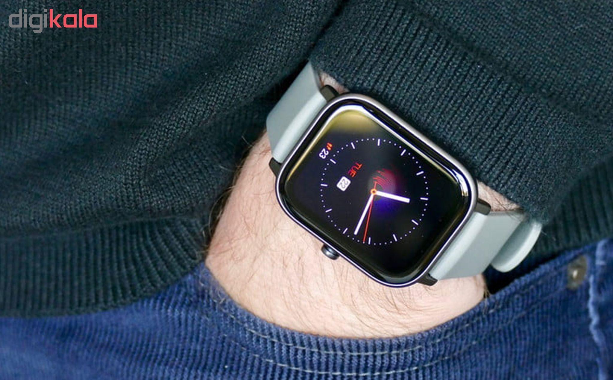 ساعت هوشمند امیزفیت مدل GTS main 1 8