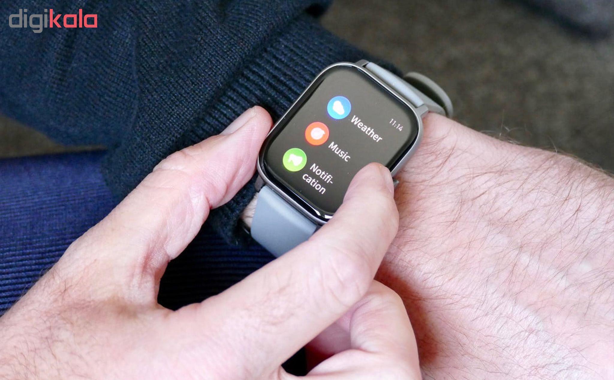 ساعت هوشمند امیزفیت مدل GTS main 1 9