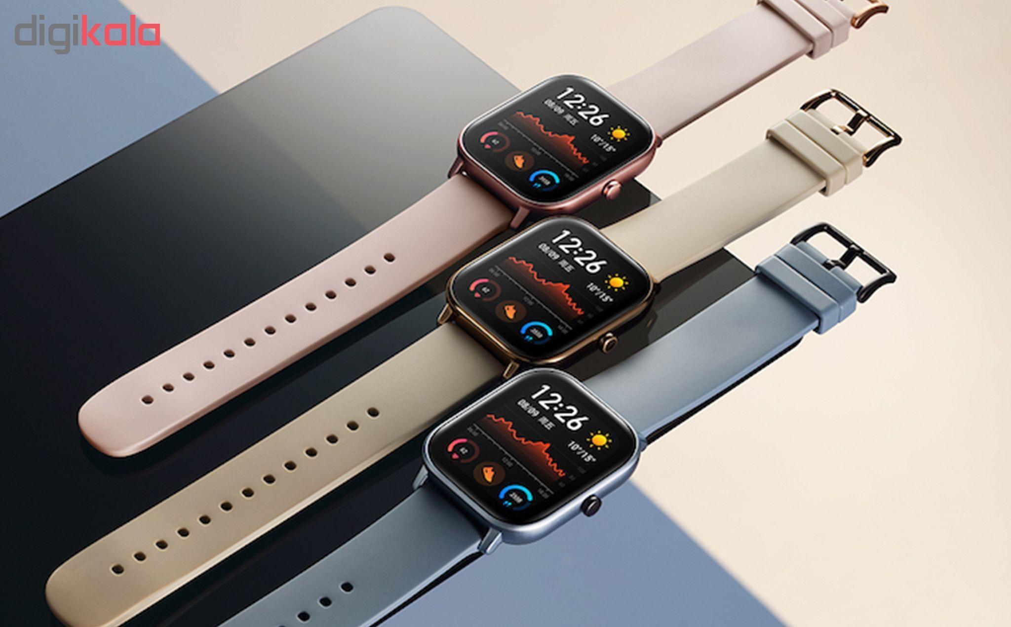ساعت هوشمند امیزفیت مدل GTS main 1 10