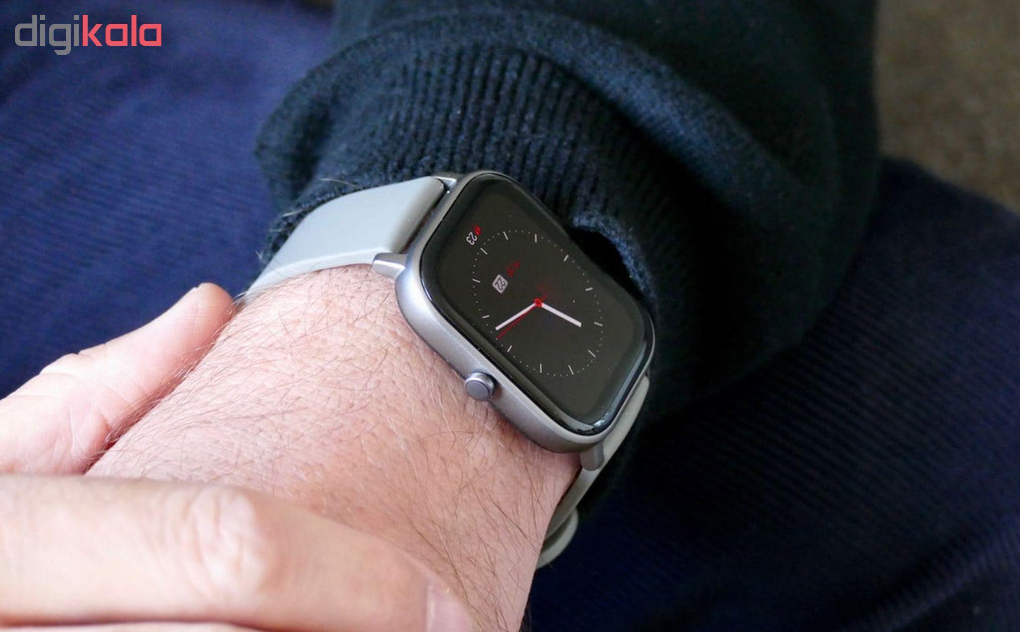 ساعت هوشمند امیزفیت مدل GTS main 1 11