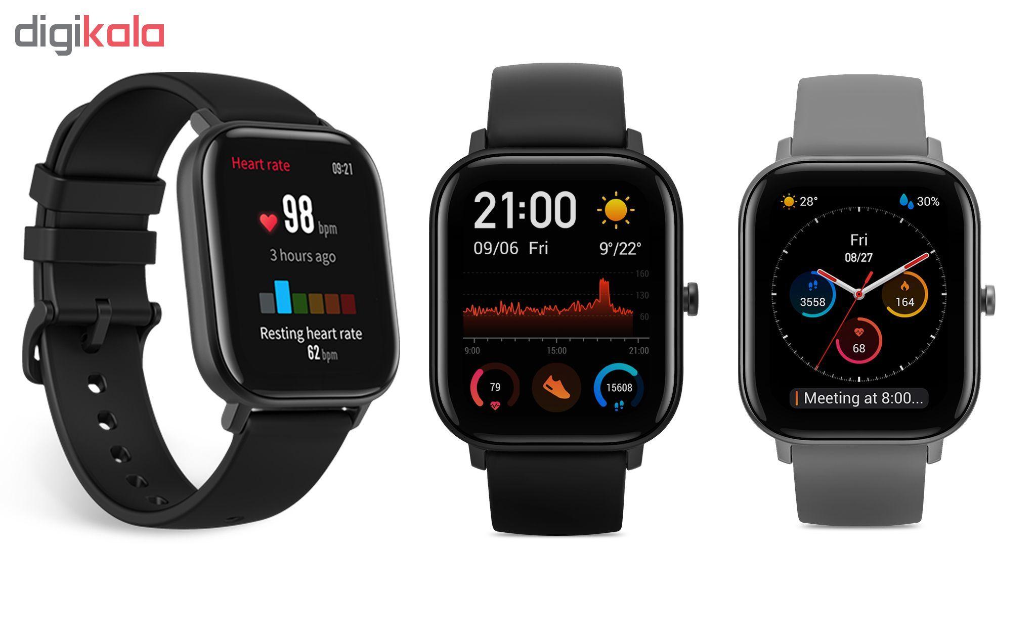 ساعت هوشمند امیزفیت مدل GTS main 1 1