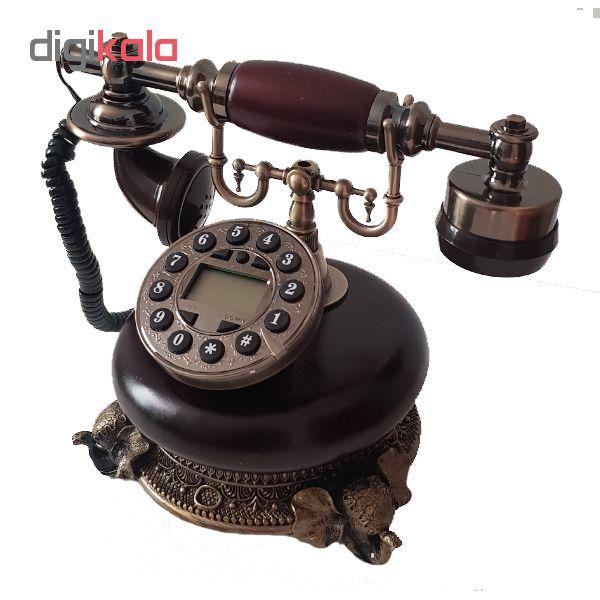 قیمت                      تلفن کلاسیک مدل AY-329A