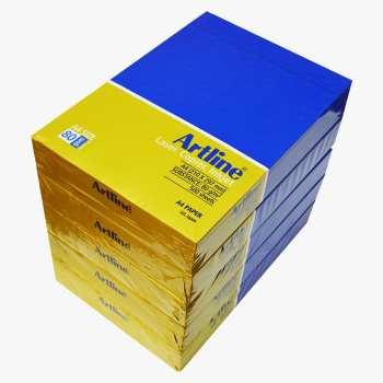 کاغذ A4 آرت لاین کد 92 بسته 2500 عددی