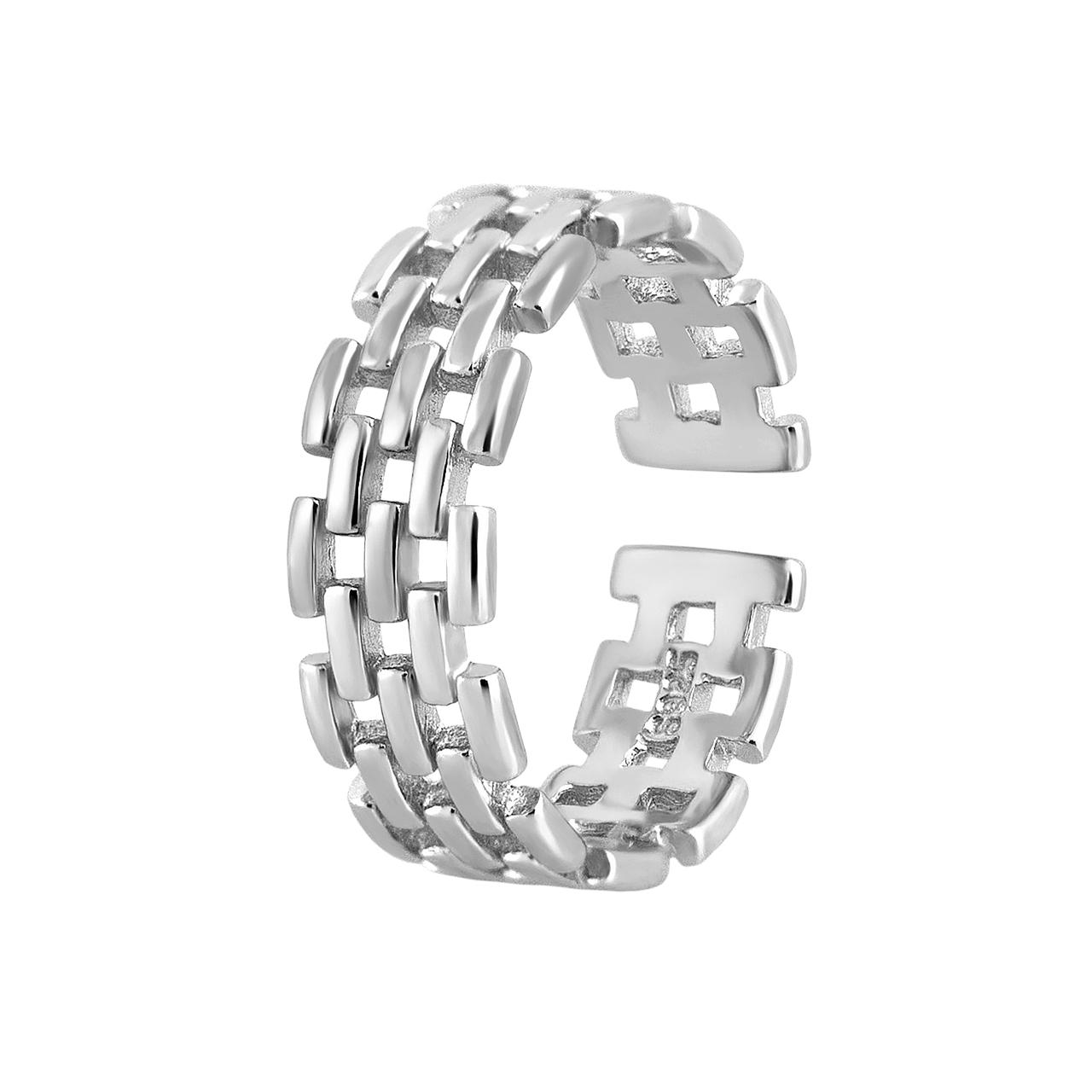 انگشتر نقره زنانه اقلیمه کد AN96