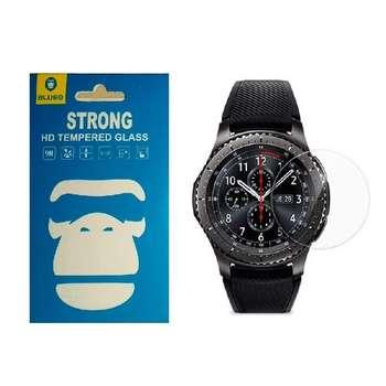محافظ صفحه نمایش بلوئو مدل BLU-0S3 مناسب برای ساعت هوشمند سامسونگ Gear S3