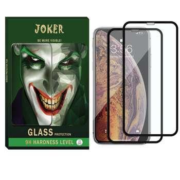 محافظ صفحه نمایش جوکر مدل FUM-01 مناسب برای گوشی موبایل اپل  Iphone 11pro بسته 2 عددی