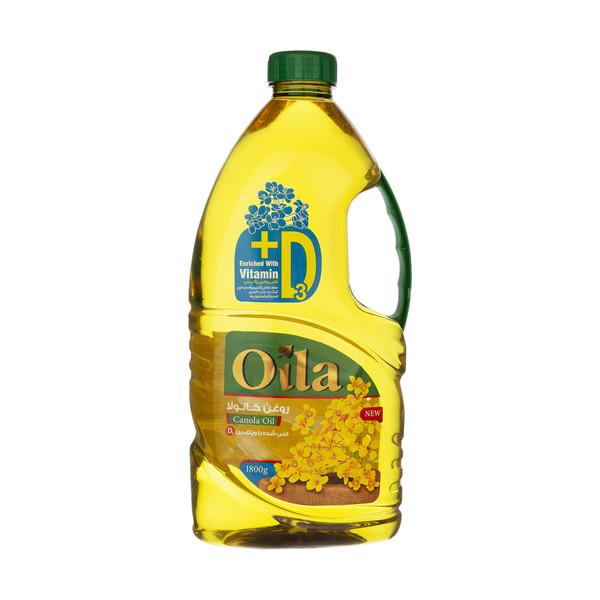 روغن کانولا اویلا - 1.8 گرم