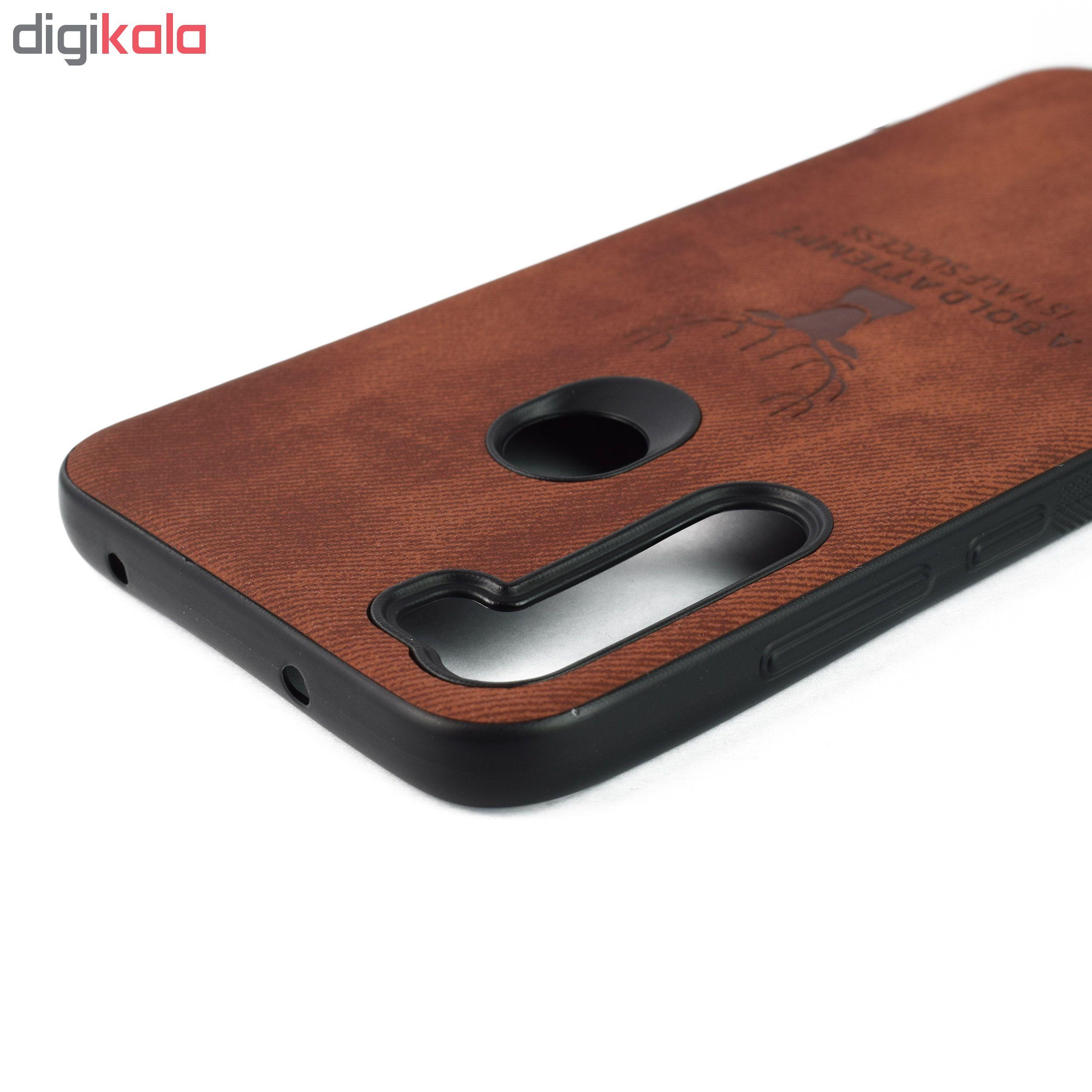 کاور مدل DER20 مناسب برای گوشی موبایل شیائومی Redmi Note 8 main 1 7