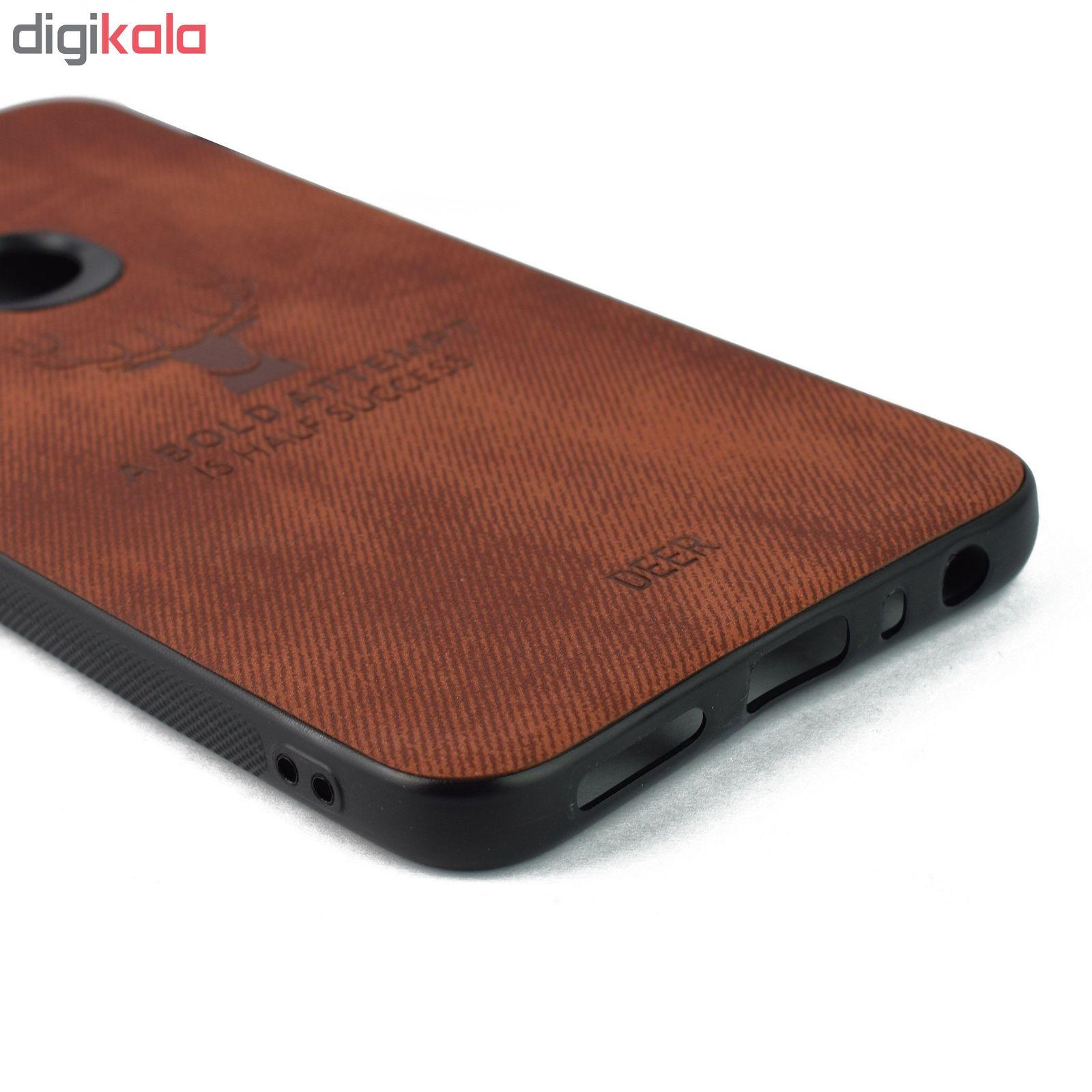 کاور مدل DER20 مناسب برای گوشی موبایل شیائومی Redmi Note 8 main 1 8