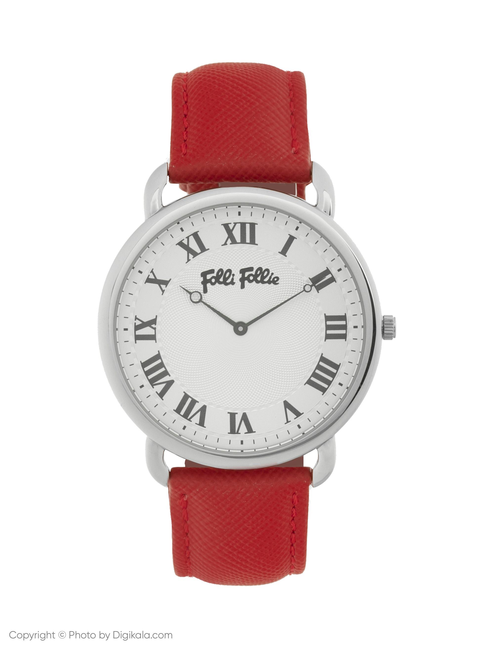 ساعت مچی  زنانه فولی فولیه مدل WF16T014SPS-RE (بدون جعبه اورجینال)              اصل