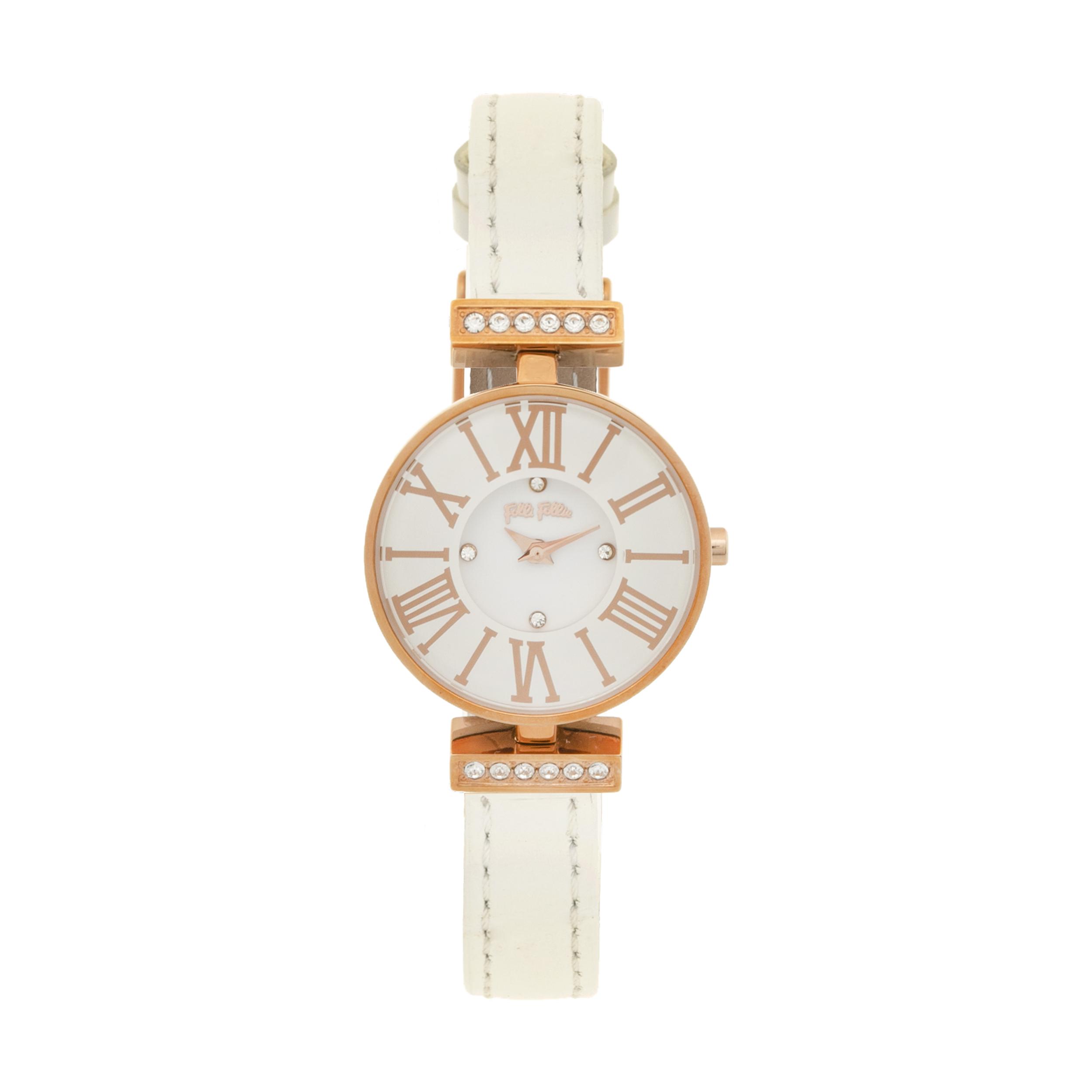 ساعت مچی عقربه ای زنانه فولی فولیه مدل WF13B014SSW-WH (بدون جعبه اورجینال)              خرید (⭐️⭐️⭐️)