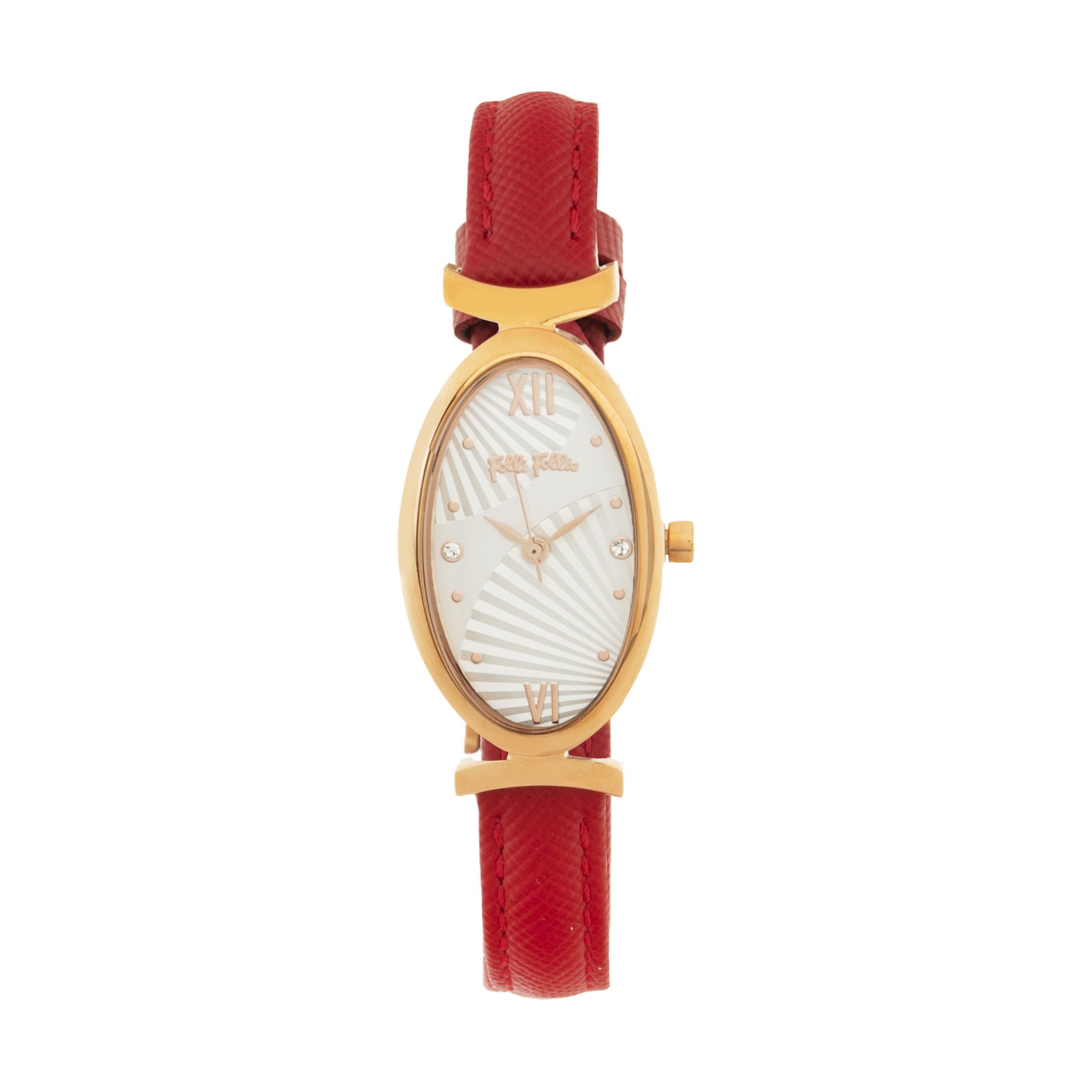 ساعت مچی عقربه ای زنانه فولی فولیه مدل WF16R031SSS-RE (بدون جعبه اورجینال)              خرید (⭐️⭐️⭐️)