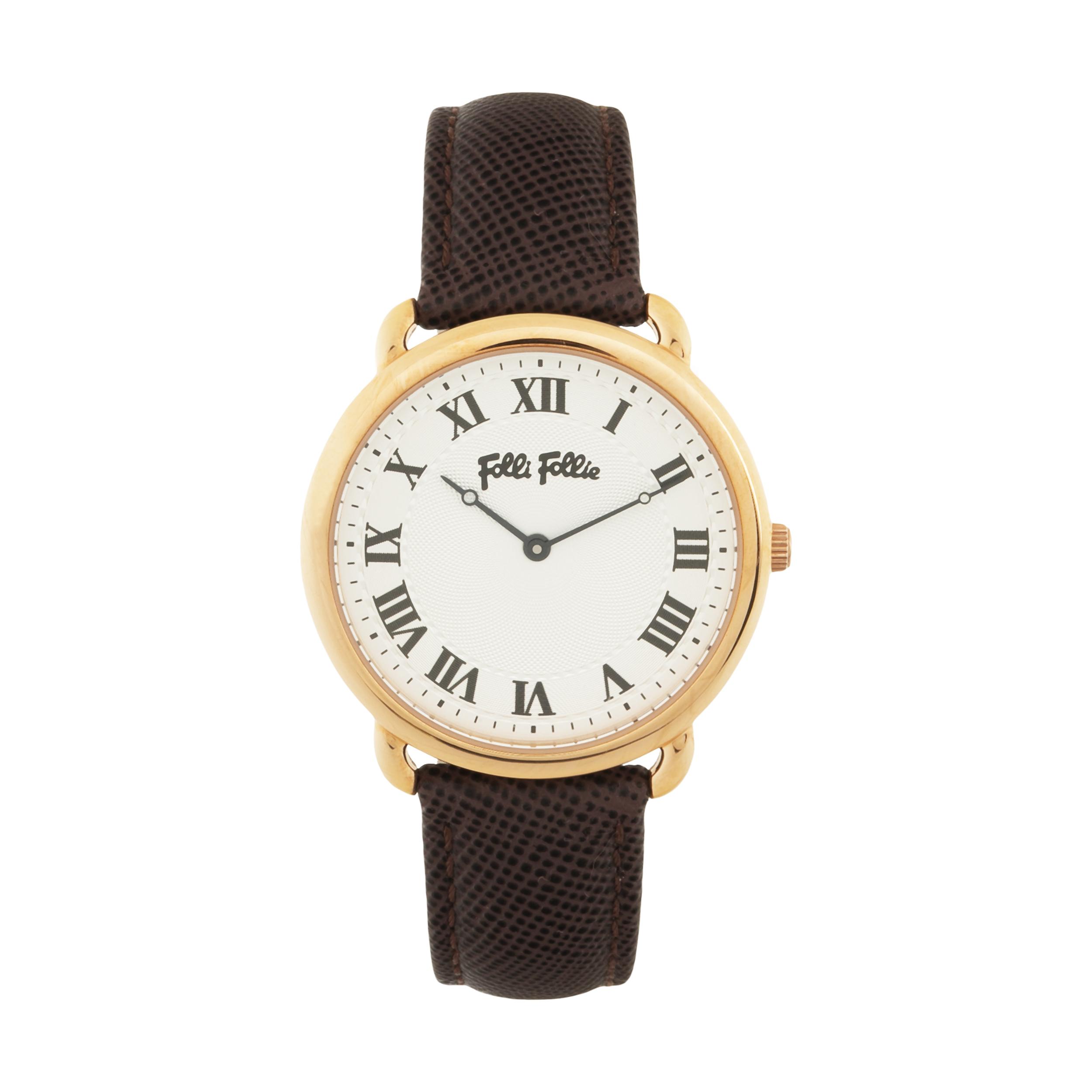 ساعت مچی عقربه ای زنانه فولی فولیه مدل WF16R013SPS-BR (بدون جعبه اورجینال)              خرید (⭐️⭐️⭐️)