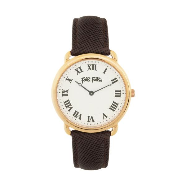 ساعت مچی عقربه ای زنانه فولی فولیه مدل WF16R013SPS-BR (بدون جعبه اورجینال)