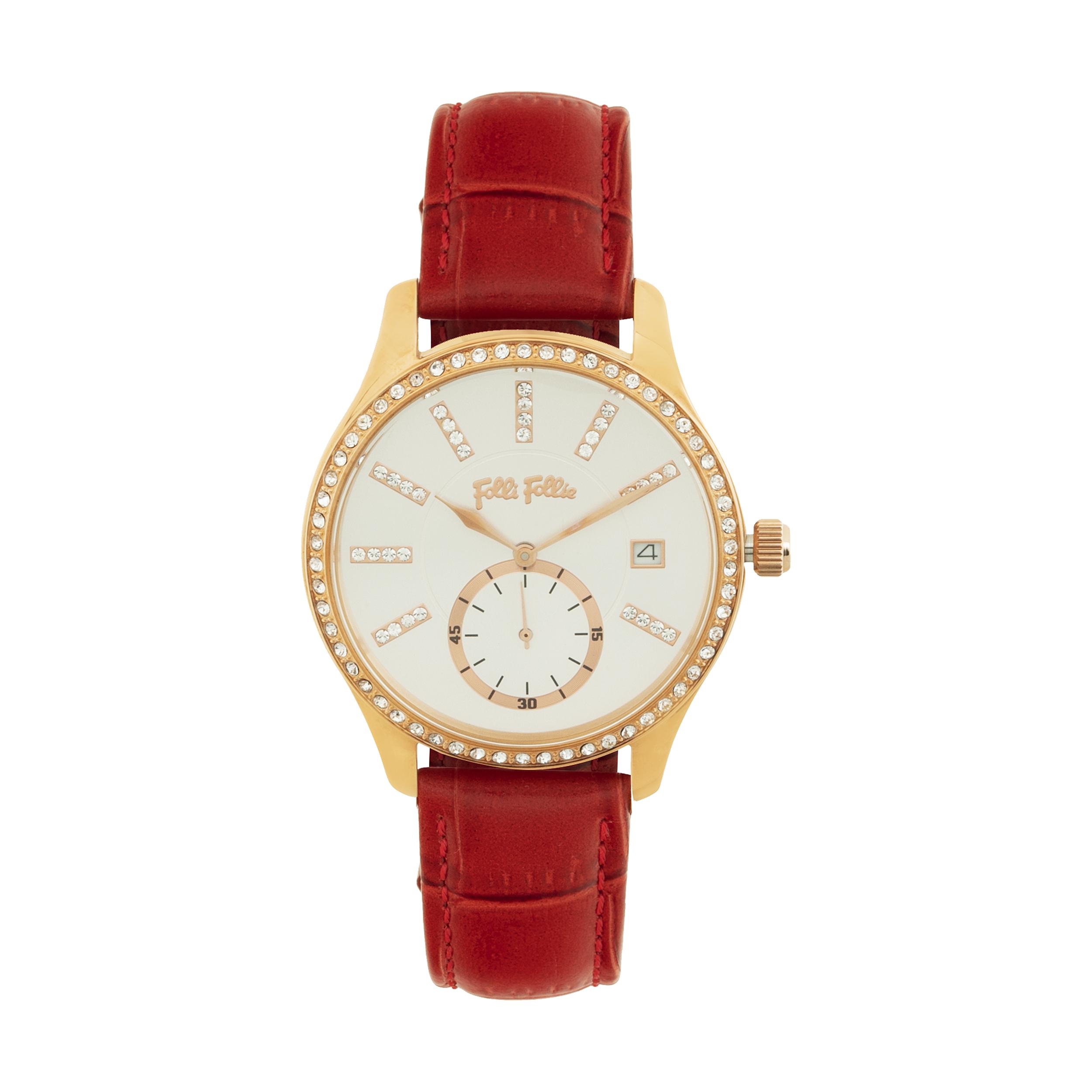 ساعت مچی عقربه ای زنانه فولی فولیه مدل WF18B004STS-RE (بدون جعبه اورجینال)              خرید (⭐️⭐️⭐️)