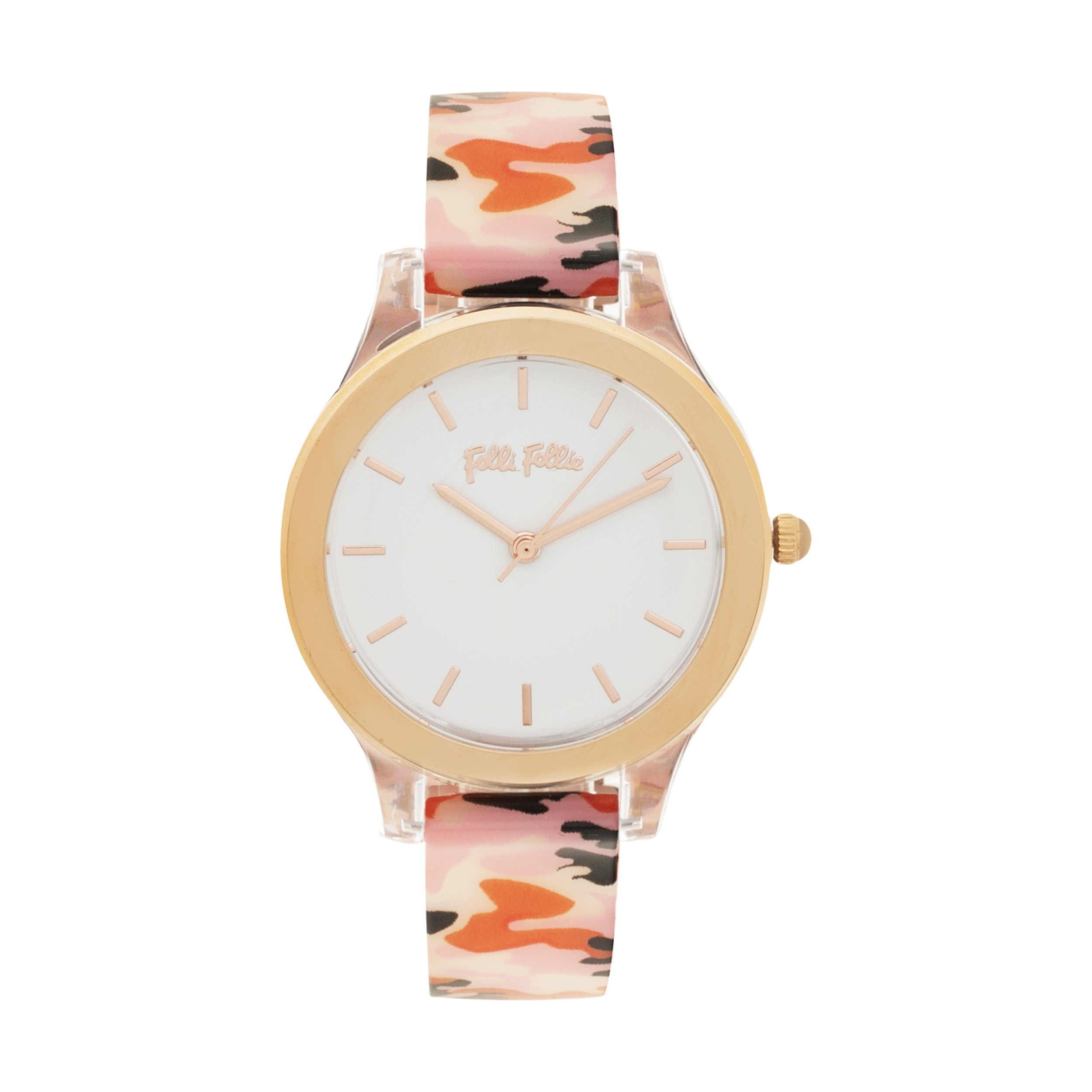 ساعت مچی عقربه ای زنانه فولی فولیه مدل WF18P010ZPZ-PI (بدون جعبه اورجینال)              خرید (⭐️⭐️⭐️)